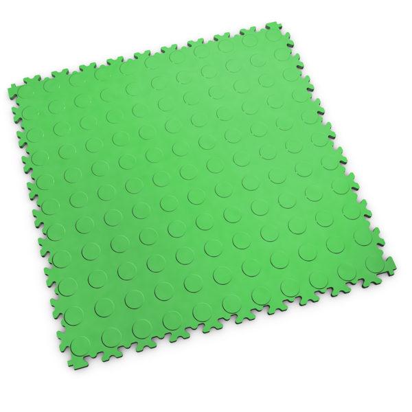 coins light green MeneerTegel PVC en rubber vloer tegels